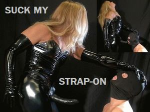 Suck My Strap-on
