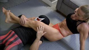 Mixed wrestling reverse scissors domination 2 topic