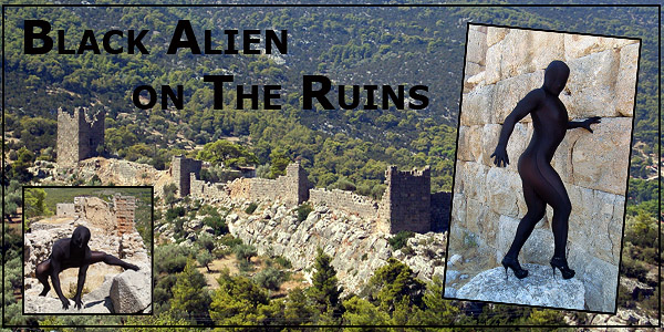Black Alien on The Ruin